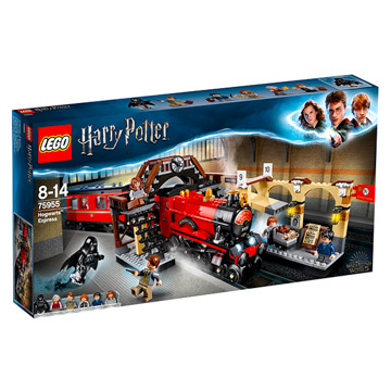LEGO Harry Potter: Roxfort expressz 75955
